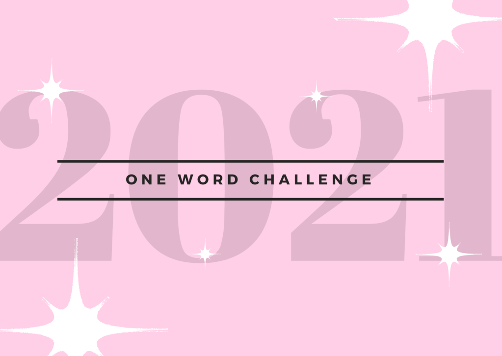 one word challenge